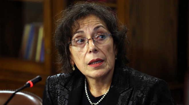 Gloria Burgos, subsecretaria de Redes Asistenciales del Ministerio de Salud.