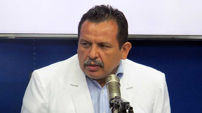 Godofredo Talavera, presidente de la FMP