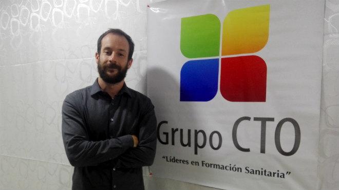 Gonzalo Mart�nez Al�s, docente de Grupo CTO.