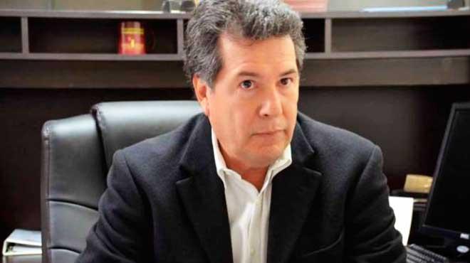 Guillermo Trejo Dozal, secretario de Salud en Baja California.