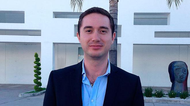 Guillermo Ulises Ruiz-Esparza, investigador mexicano.