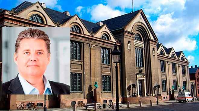 Gunnar H. Gislason, Universidad de Copenhague