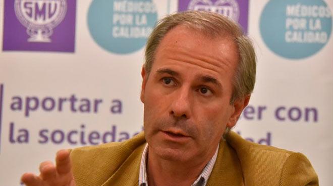 Gustavo Grecco, presidente del SMU
