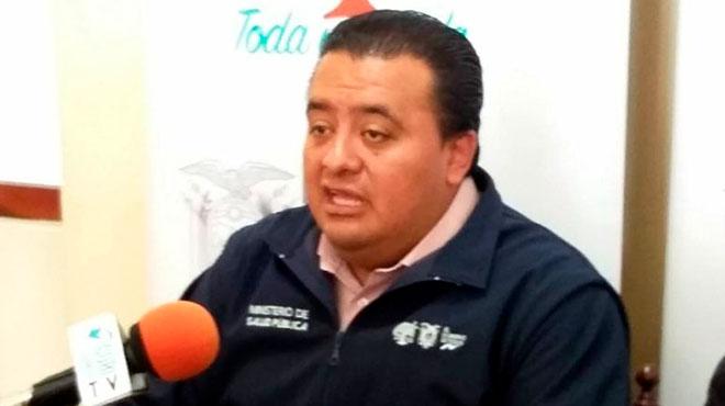 H�ctor Pulgar, coordinador Zonal 3 de Salud.