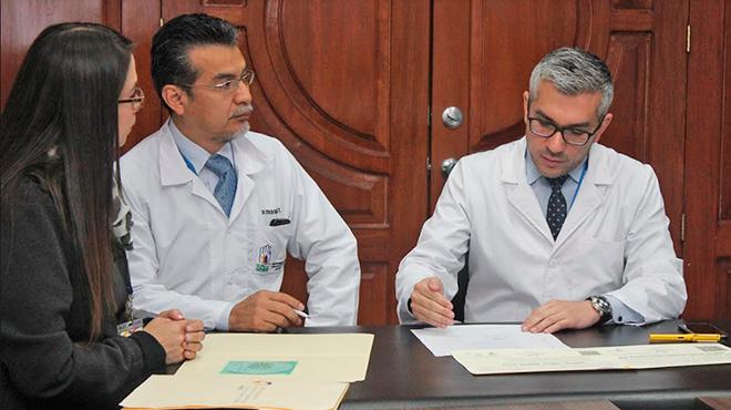 En 2016 se realiz� el primer trasplante hep�tico en el HCAM.