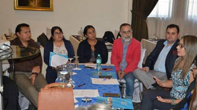 En Quito se llev� a cabo la Reuni�n Nacional de la iniciativa Hearts.