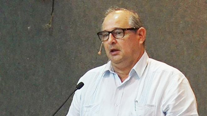 Haroldo Bezerra, Organización Panamericana de la Salud.