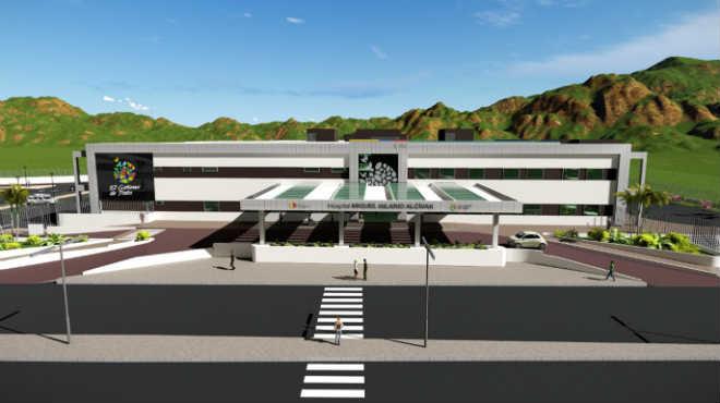Hospital Bah�a de Car�quez