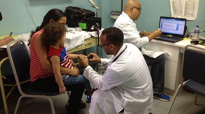 Hospital de Ni�os Roberto Gilbert ha organizado una jornada m�dico ? quir�rgica.
