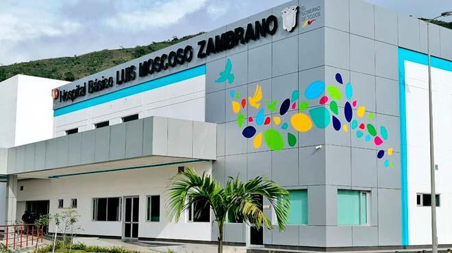 Hospital B�sico Luis Moscoso Zambrano