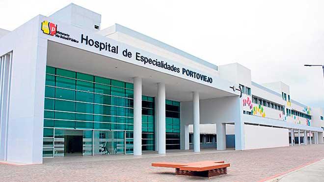 Resultado de imagen para HOSPITAL DE ESPECIALIDADES PORTOVIEJO