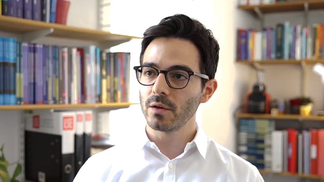 Huseyin Naci, profesor asistente del LSE.