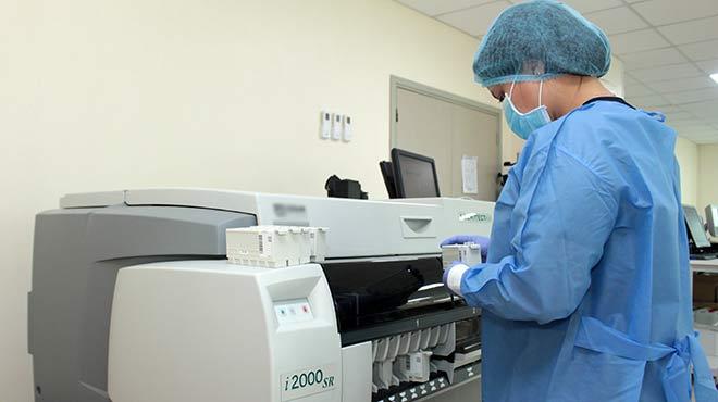 Hospital General del Norte de Guayaquil Los Ceibos ha adquirido 10 nuevos equipos de Laboratorio.
