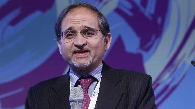 Shekhar Saxena, director del departamento de Salud Mental y Abuso de Substancias de la OMS.