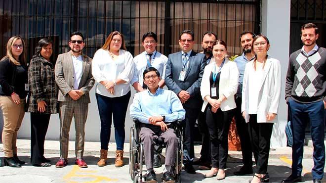 Miembros del Comit� T�cnico Asesor de Terapia Celular.