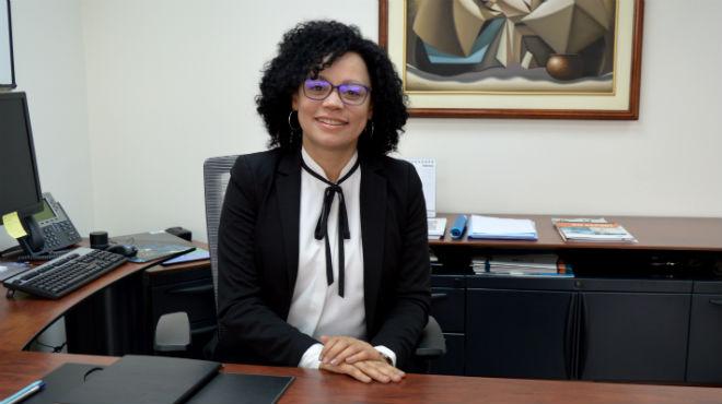 Karina Ferreira, responsable del �rea M�dica y del �rea de Acceso y Econom�a de Salud para Am�rica Latina de Roche.
