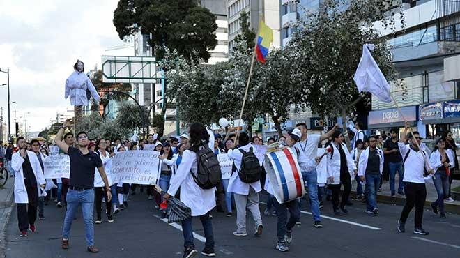 Internos rotativos de Quito y otras provincias.