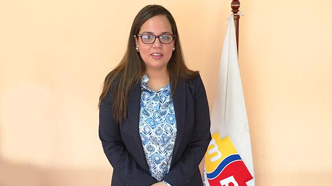 Inti Kory, subsecretaria Nacional de Vigilancia de la Salud Pública.