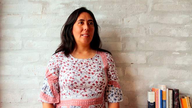 Irene Torres, directora técnica de la Fundación Octaedro.