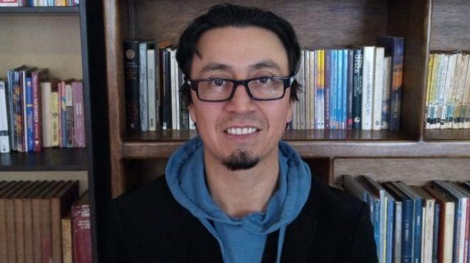 Iv�n Due�as-Esp�n, investigador de la PUCE.