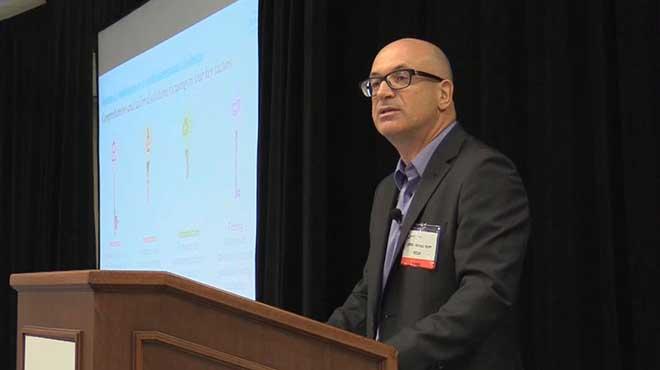 J�rg-Michael Rupp, presidente de Roche Latinoam�rica