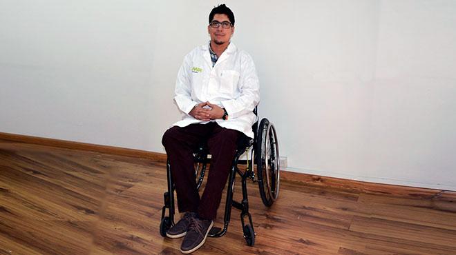 Jaime Ben�tez, director m�dico de la Academia AMIR Ecuador.
