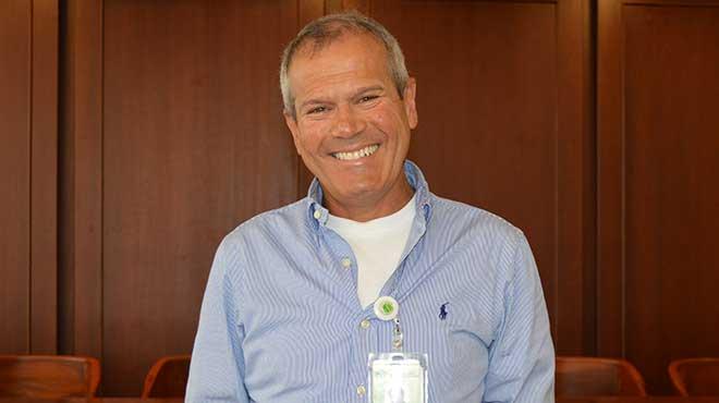 Jaime Ocampo, director de la Escuela de Salud P�blica de la USFQ.