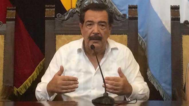 Jaime Nebot, alcalde de Guayaquil.