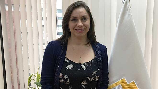 Jakeline Calle, Subsecretaria de Gobernanza del MSP.