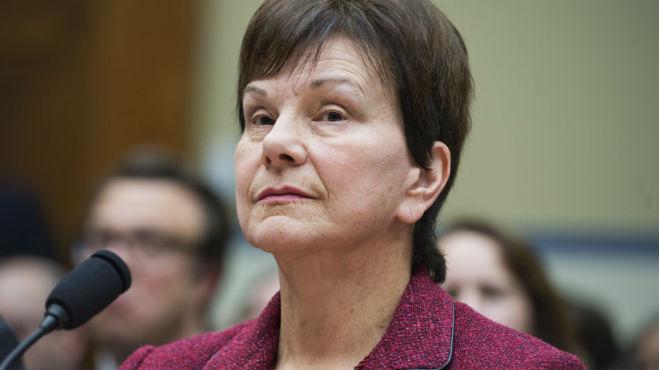 Janet Woodcock, directora de la FDA.