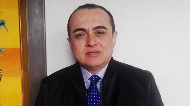 Jeancarlo Cavalcante, cirujano del t�rax de Brasil.