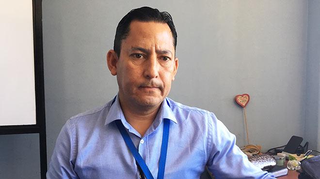 John Salazar, presidente de la Asociación de Trasplantados Renales del Ecuador