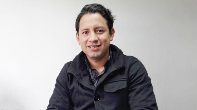Jonathan Barrera, subcoordinador nacional de Control Social