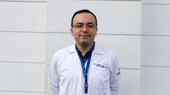 Jorge Luis Salazar, l�der del Servicio de Endocrinolog�a del HEEE.