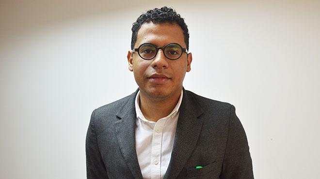 José Villalba, coordinador técnico del proyecto Salud al Paso.