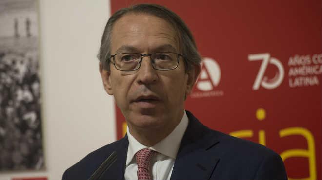 Jos� Antonio Vera, exponente.
