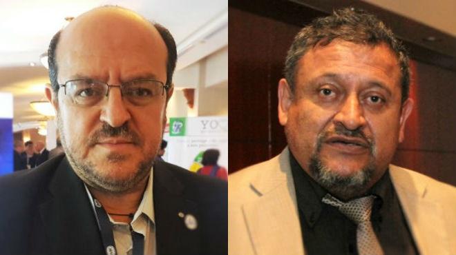 Santiago Carrasco (CMP) y José Eras (FME).