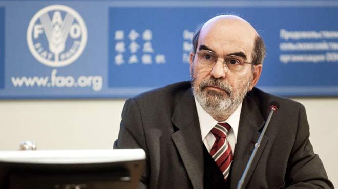 Jos� Graziano da Silva, director general de la FAO