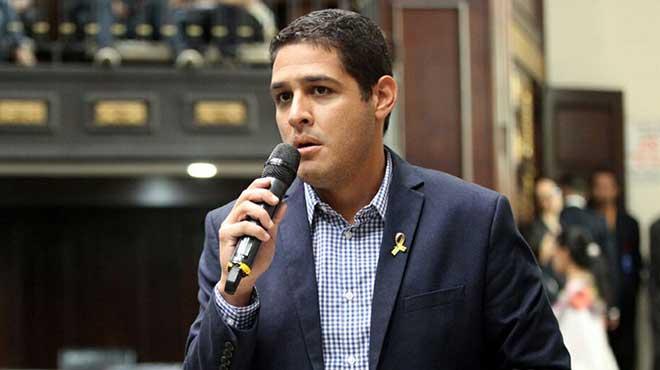 Jos� Manuel Olivares, diputado venezolano