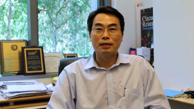 Joseph Wu, investigador.