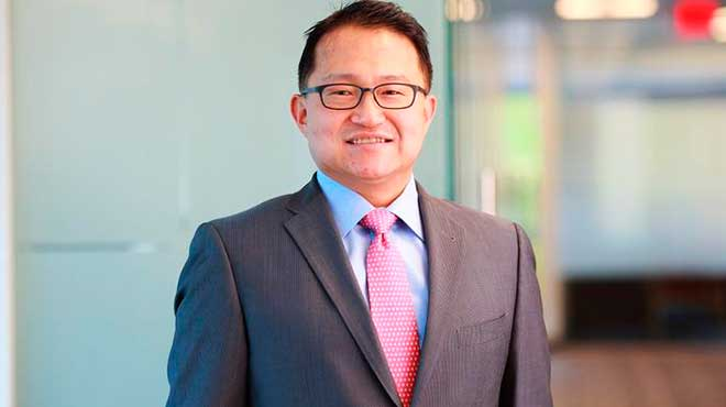 Joseph Kim, director ejecutivo de Inovio.