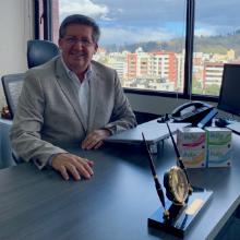 Juan Carlos Ar�valo, director m�dico de Prosirios.