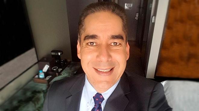 Juan Carlos Falc�n, experto mexicano en Bioestad�stica.