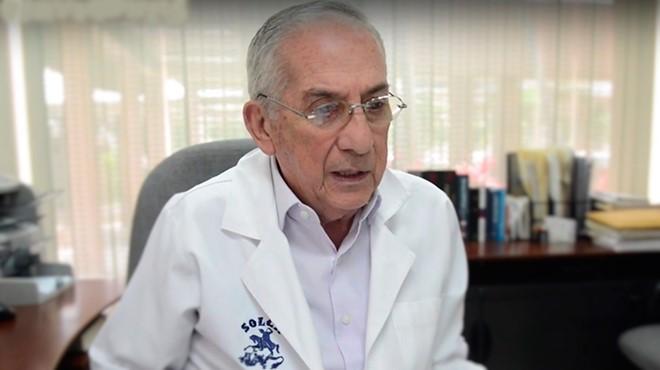 Juan Tanca Campozano, presidente de Solca.