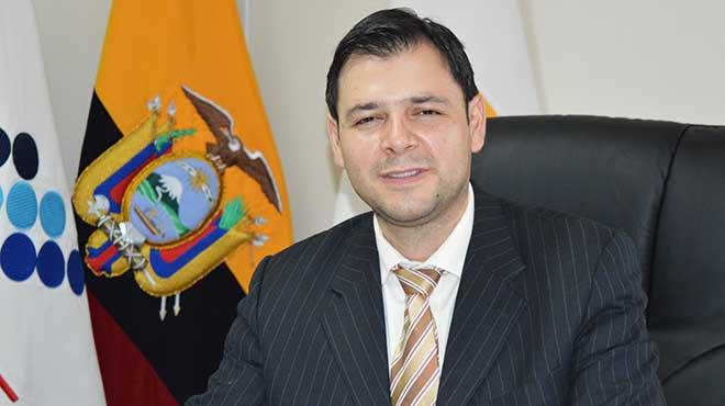 Juan Carlos Galarza, director ejecutivo subrogante del ARCSA