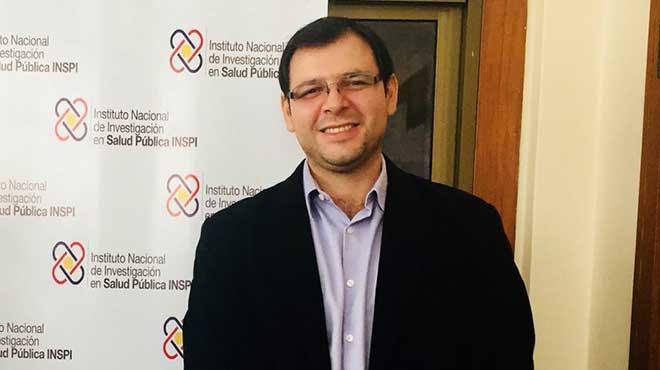 Juan Carlos Galarza, director del ARCSA.