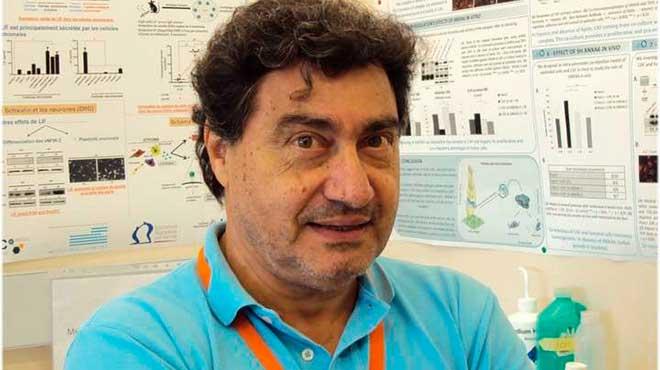 Juan Iovanna, médico argentino.