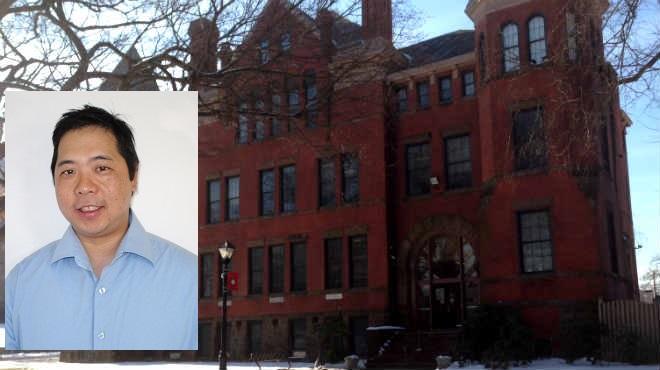 Kelvin Kwan Universidad de Rutgers.