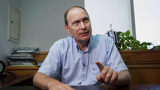 Leonid Eidelman, presidente de la Asociaci�n M�dica Mundial.