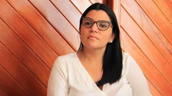 Lorena Tapia, ministra presidenta del CGREG.
